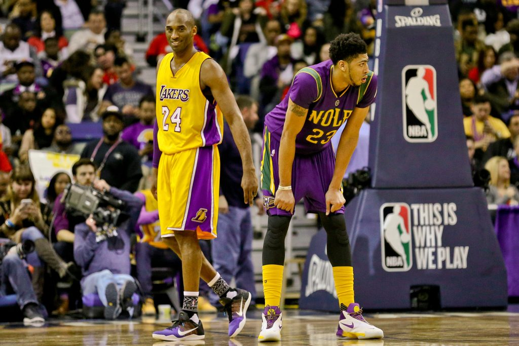 Kobe Bryant On Anthony Davis Players Should Have Freedom