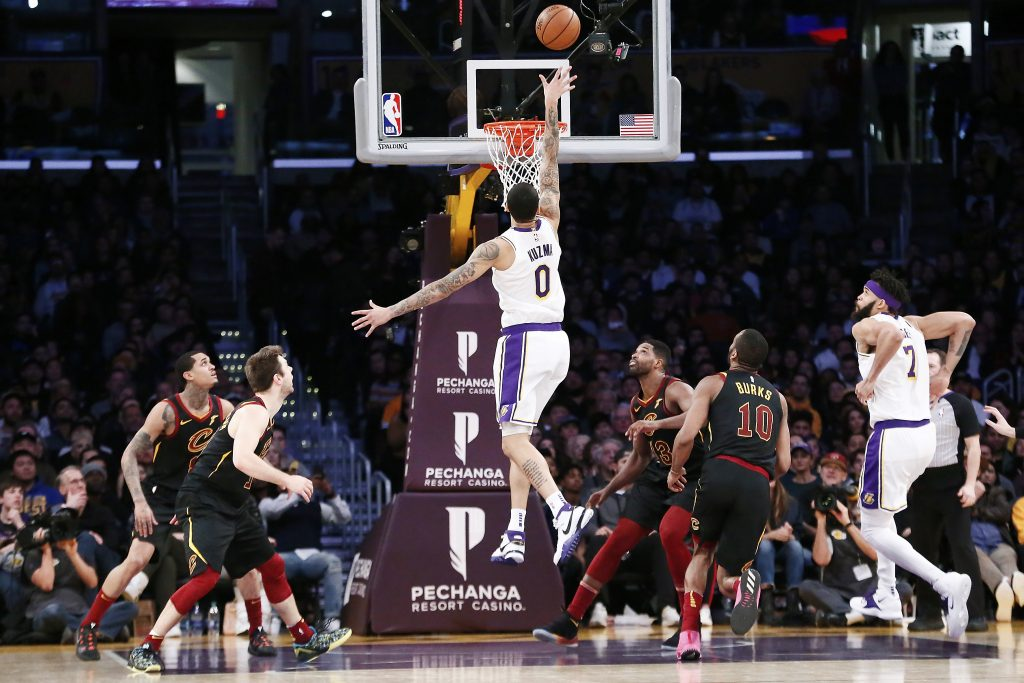 lakers-cavaliers - photo #16