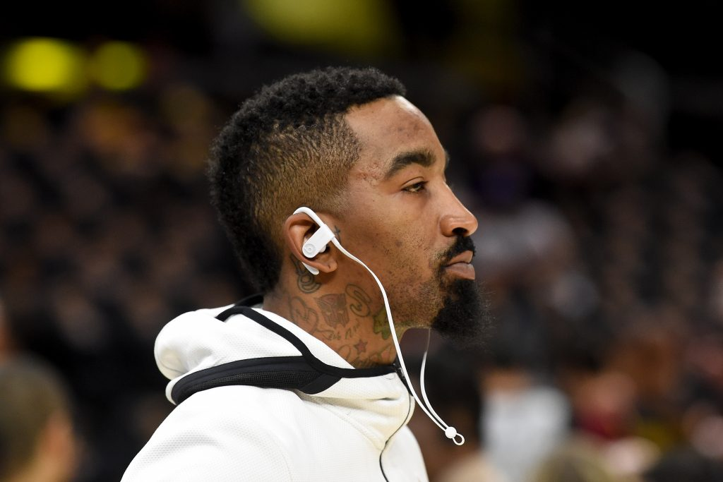 """JR Smith says he went through a """"depressed state"""" due to his absence from the NBA - Lakers Outsiders"""