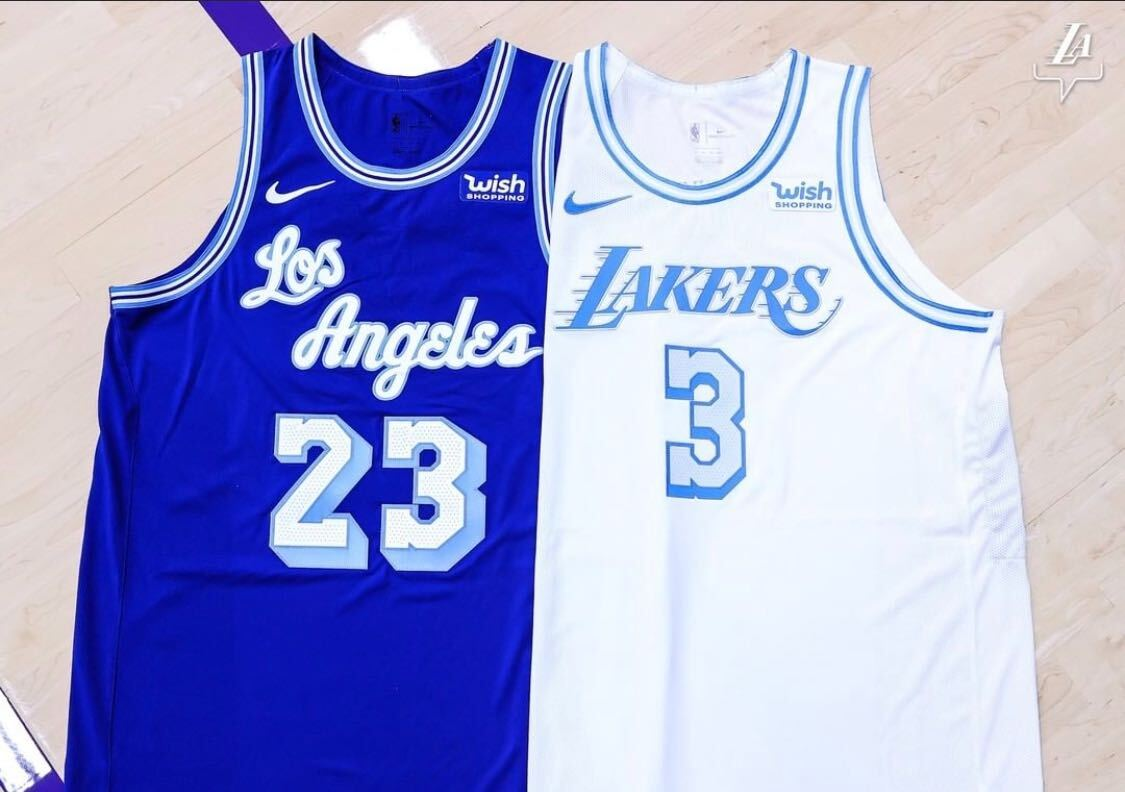 Lakers reveal Elgin Baylor inspired 'City' and 'Classic' edition ...